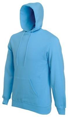 Fruit of the Loom Classic Hooded Sweat Blau,XL XL,Blau