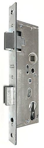 Preisvergleich Produktbild Rohrrahmenschloss 92 verzinkt,  Dornmaß: 35 mm Nuss 10mm