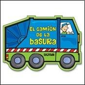 Camión de basura/Garbage Truck (Sobre ruedas)