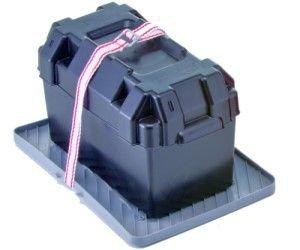 Befestigungsset für Batteriekasten / Benzintank 33,5 * 25 cm