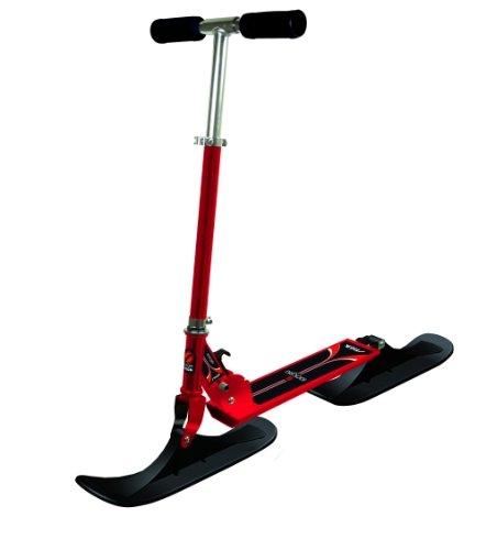 Stiga sports 75-1118-50 - monopattino da neve, colore: rosso