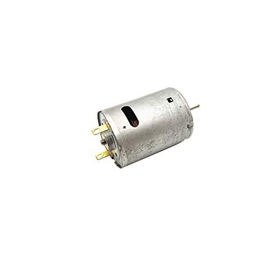 Janly 380 Motor Für RC Boot Zubehör 6-12V Pumpe Jet Thruster Wasserturbine Power Servo Injector - Power Zahnbürste 1 Pinsel