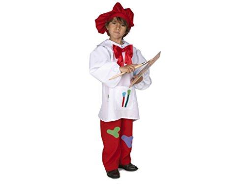 Imagen de profisa disfraz infantil pintor 7 9