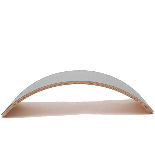 Preisvergleich Produktbild Wobbel Bambus Pro Baby Mouse grau