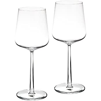 iittala essence red wine glasses set of 4 kitchen home. Black Bedroom Furniture Sets. Home Design Ideas