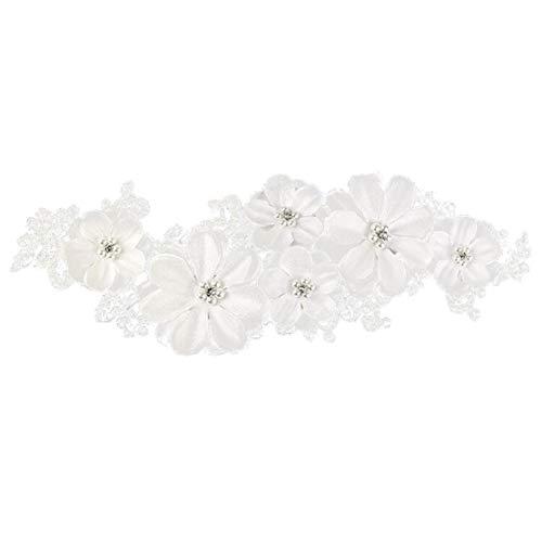 Vaycally Trend weißen Zirkon Blätter Schneeflocke Tiara Stirnband Damen Schmuck Elegante frische lässige Wilde einfache Exquisite Kopfschmuck