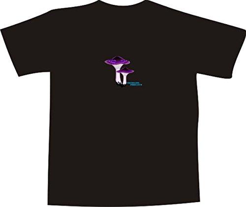 Black Dragon - T-Shirt Herren - weiss - Uzi does it - Die Uzi macht das - XXL - Fasching Party Geschenk Funshirt