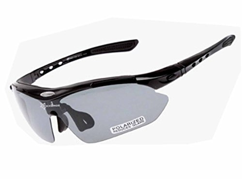Gafas sol polarizadas aire libre Unisex anti-polvo