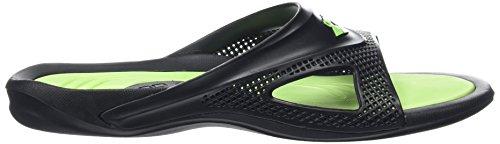 Arena Sandale d'eau pour homme Hydrofit Noir/Vert