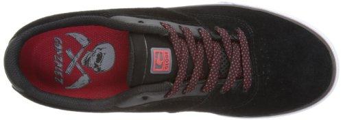 Schwarz black Unisex Sneaker Globe Sabbath The 10036 Erwachsene GBSABBATH red cW6RqcYw0
