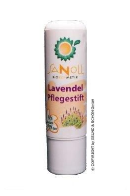 Sanoll, Lavendel Pflegestift - 4,5 ml
