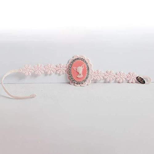 Imagen de jewels' joy  pulsera macramé y caneo