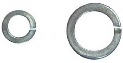 Washer Split Lock (HILLMAN FASTENERS - 100-Pack 1/4-Inch Split Lock Washers)