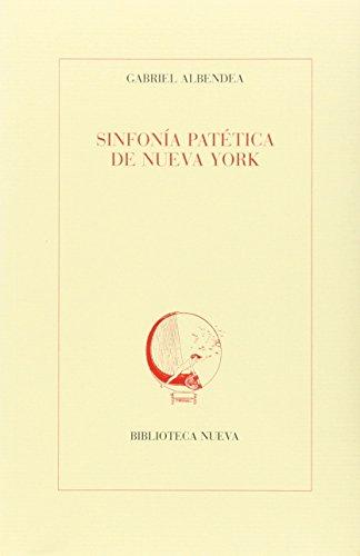 Sinfonía patética de Nueva York Cover Image