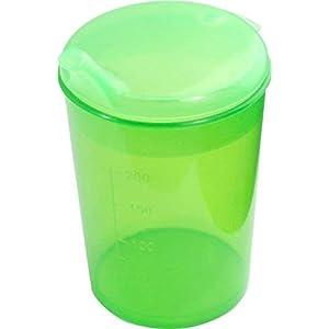 250 ml Schnabelbecher Schnabeltasse, Trinkbecher, Becher verschiedene Farben + Trinköffnungen Medi-Inn