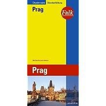Falk Cityplan Extra Standardfaltung International Prag mit Straßenverzeichnis