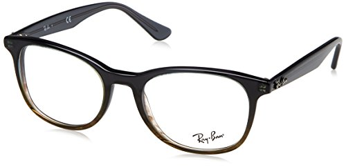 Ray-Ban Unisex-Erwachsene 0RX 5356 5766 52 Brillengestelle, Grau (Gradient On Spped Grey)