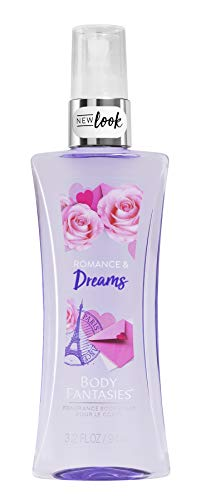 Body Fantasies Signature Romantic and Träume duftendes Spray 94ml
