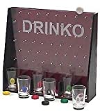 Drinko Shot adulto Partido Beber alcohol Juego College cerveza licor
