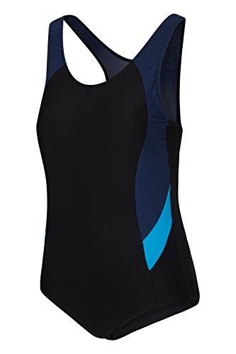 Mountain Warehouse Maya Damen-Badeanzug Blau