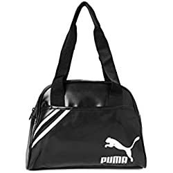 Puma Archive Handbag PU, Puma Black-Puma White
