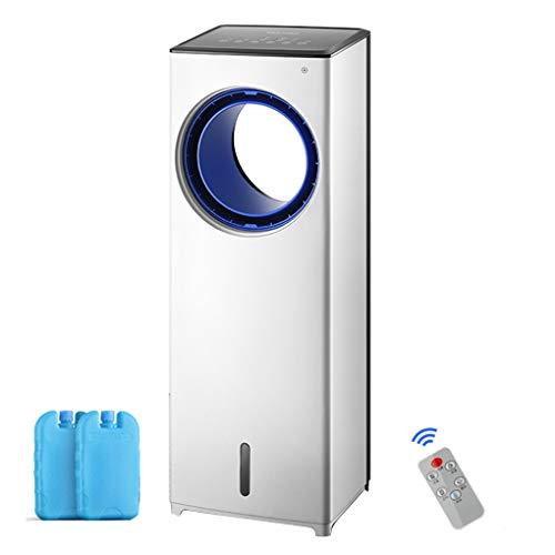 3in1 Mobile Klimaanlage, Klimagerät, Verdunstungskühler mit Lüfter und Luftbefeuchter ohne Lüfter, leise elektrischer Lüfter, für Innenwohnheime - Wasser-heizung-installations-kit