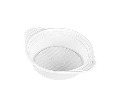 Pfiff-Kuss 441/100 Suppenterrine, 100 Stück, 500 cm, weiß