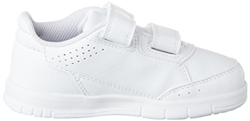adidas Unisex Baby Altasport Cf Sneakers Mehrfarbig (Ftwr White/ftwr White/clear Grey S12)
