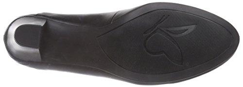 Caprice22403 - Scarpe con Tacco Donna Nero (Nero (Black 001))