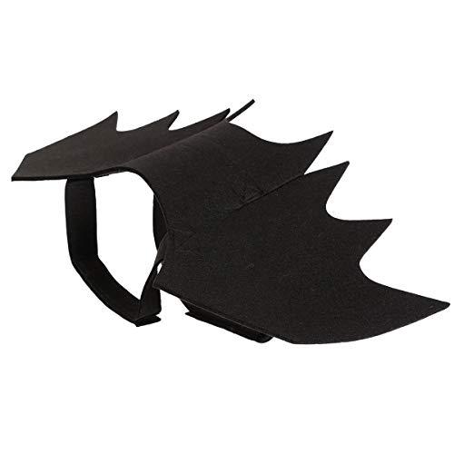 Roblue Halloween Kostüme für Größe Hunde Fledermaus Halloween Pet Fledermaus Flügel ()