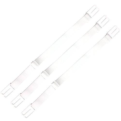 434865d7abc4c4 ❤ Demarkt 3X Anti Rutsch BH Träger Halter Elastische Verstellbare ...