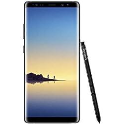 Samsung Galaxy Note 8 Smartphone, Midnight Black, 64GB espandibili, Dual Sim [Versione Italiana]
