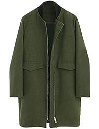 Amazon.es: zara - Verde / Chaquetas / Ropa de abrigo: Ropa
