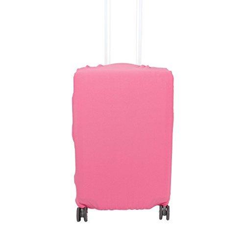 DealMux SAFEBET Autorisierte Polyester Koffer Gepäck dehnbare Staubdichtes-Schutz-Abdeckung Tasche 26-30 Zoll - Koffer Dehnbare Abdeckung