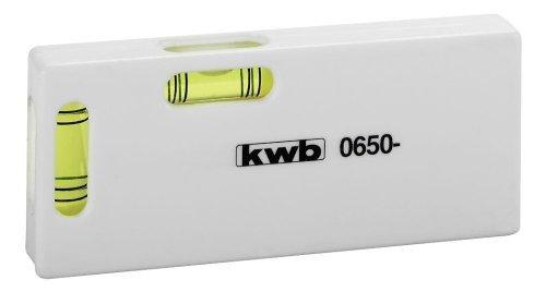 KWB Mini Wasserwaage 100 mm, 0650-10