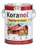 Koranol Imprägnierlasur 2 in 1; 20,0l (Teak)