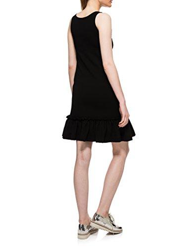 YULIYA BABICH Designer Kleid YY200074 RAL9005; Schwarz