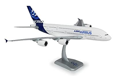 Hogan/Limox AS01 - Airbus A380-800 Airbus Hausfarben (neue Version), Maßstab 1:200 von Limox