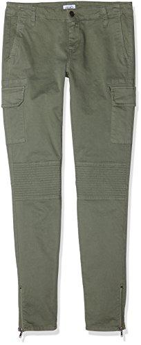 Pantalone Cargo Liu Jo Verde Militare