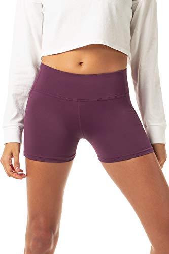 Lapasa Short Sport femme Yoga Fitness Running Gym...