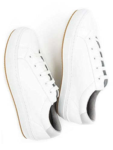Will's Vegan Shoes NEW YORK WHITE-UK 7/EU 41/US 8