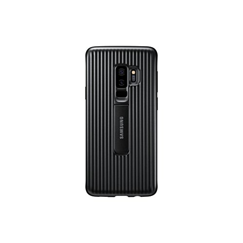Samsung Protective Standing Cover (EF-RG965) für das Galaxy S9+, Schwarz
