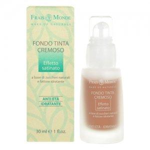 Frais Monde 41487 Make Up Naturale Creamy Fondotinta - 30 gr