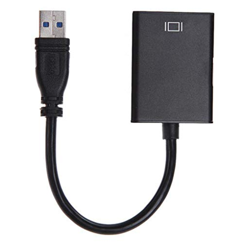 Nowear USB 3.0-Stecker auf HD-Buchse Adapter 1080P Video-Kabel PC Laptop Notebook-Projektor HDTV Converter - Hohe Auflösung-adapter