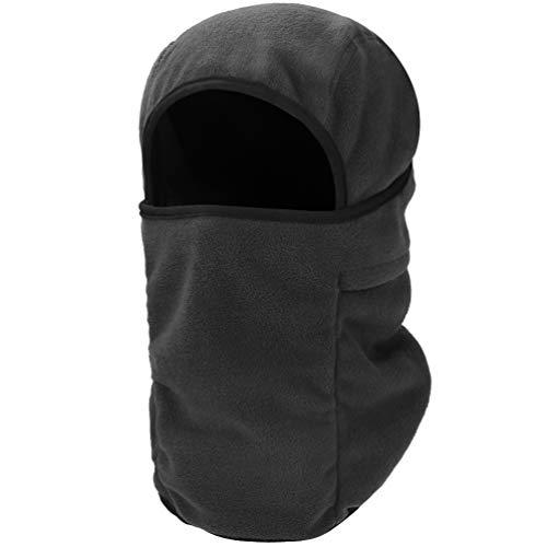 Vbiger Sturmhaube Windmask Winter Gesichtsmaske Snowboard Maske Skimaske Gesichtsmaske für Fahrradfahren Skifahren Motorradfahren Winter-ski-maske