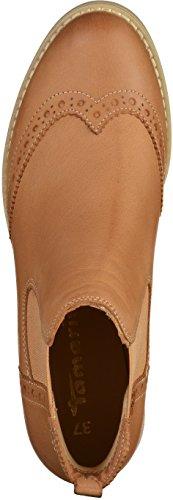 Tamaris Damen 25300 Chelsea Boots Beige(Muscat)