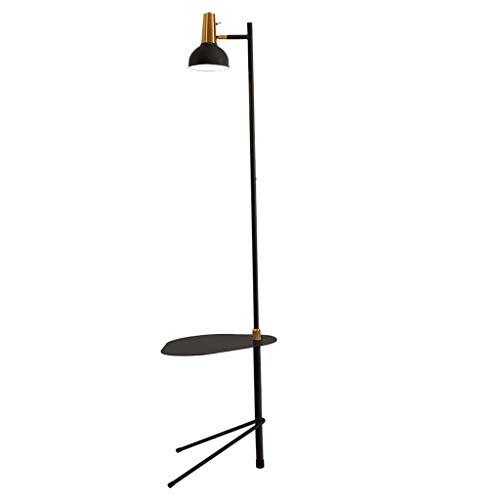 Tischlampe europäischen Stil Wohnzimmer-Sofa Boden, Storage Table ertikale Lesetisch