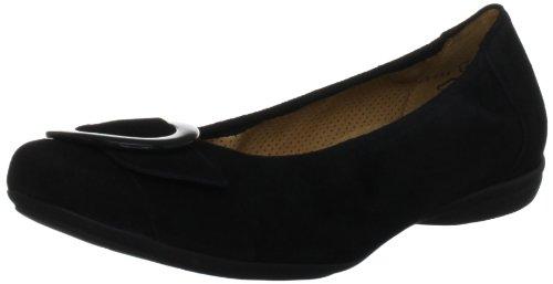 Gabor Shoes Comfort 82.624.47 Damen Ballerinas Schwarz (Schwarz)