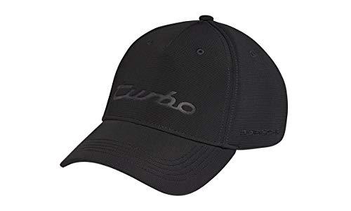 Porsche Original Design Cap Turbo schwarz Baseballcap Kappe WAP8200010K