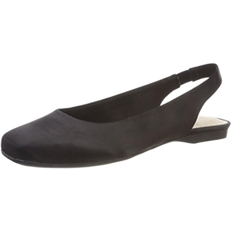 Bianco Back Strap Flat Shoe,  s Femme Bride Arriere Femme s - B07664DZH6 - 0f391c